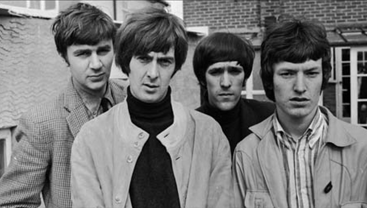 The Spencer Davis Group - Old Friends, Familiar Faces And New Acquaintances