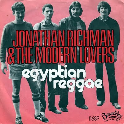 Jonathan Richman Egyptian Reggae Exclusive Remix