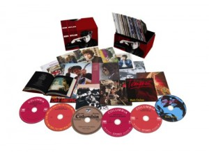 Dylan album collection
