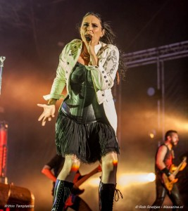Within Temptation - Cityrock Leeuwarden 8-10-14