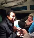 Lionel Richie ambulance