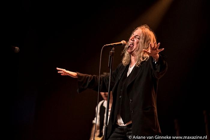 Ariane van Ginneke- dtrh Patti Smith