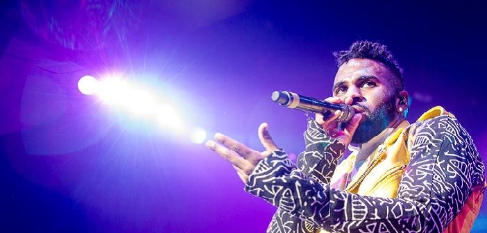 Jason Derulo in maart naar AFAS Live