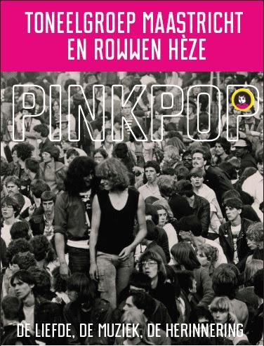 Toneelgroep Maastricht en Rowwen Hèze over Pinkpop