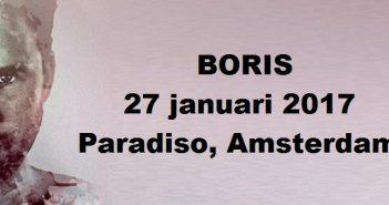 Boris amsterdam Paradiso