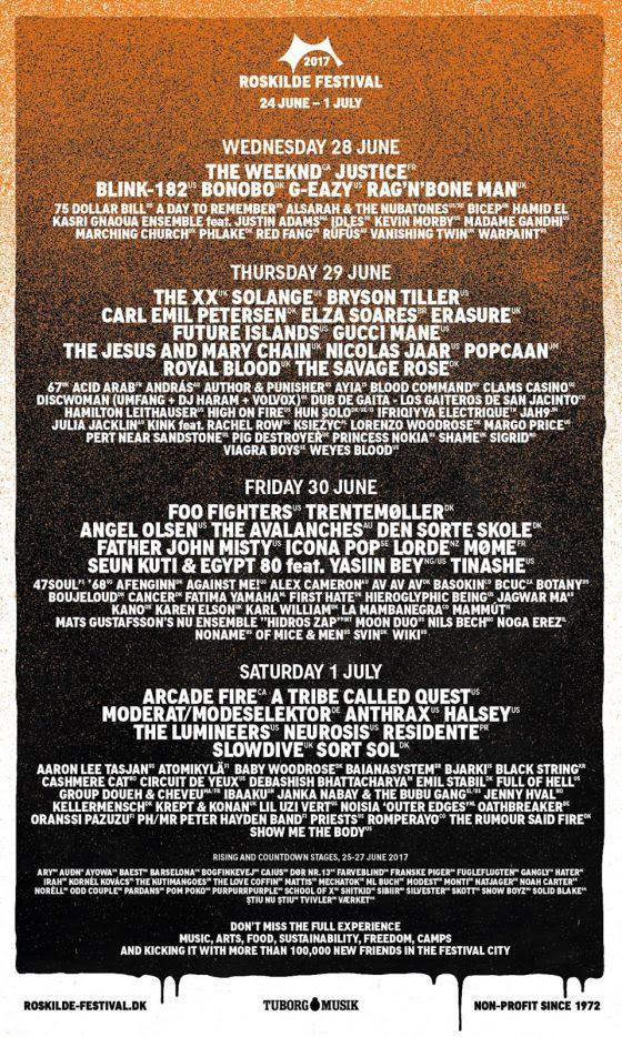 Roskilde poster