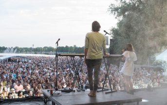 Central Park festival