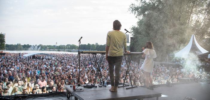 Eerste Namen Voor Central Park Festival Kensington Anouk Chef