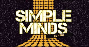 Simple Minds by 1984