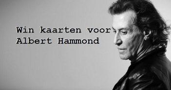 Win kaarten voor Albert Hammond in Muziekgebouw Eindhoven