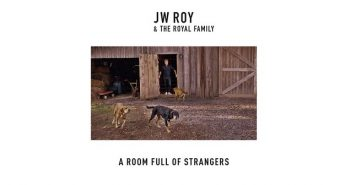 JW Roy Jan Willem Roy A Room Full Of Strangers