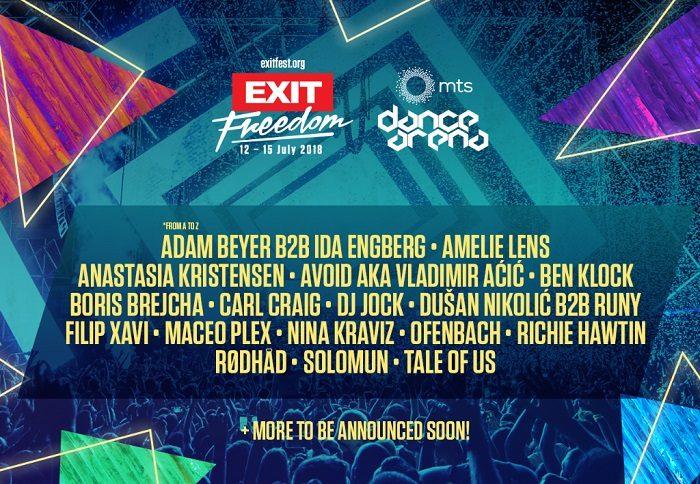 Exit 2018