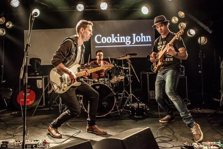 Cooking John