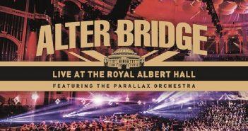 Alter Bridge komt met DVD Alter Bridge 'Live At The Royal Albert Hall'
