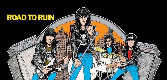 Ramones – Road to Ruin (40th anniversary)