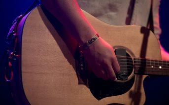 Pierce Brothers gitaar