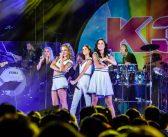 K3 viert samen met Imke en haar school Kindcentrum de Samenstroom een feestje met verrassingen
