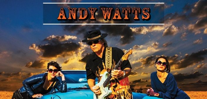 Andy Watts – Blues On Fire