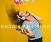 De nieuwe Spotify Maxazine Music Playlist van 20 november