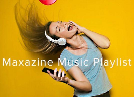 De nieuwe Spotify Maxazine Music Playlist van 27 november