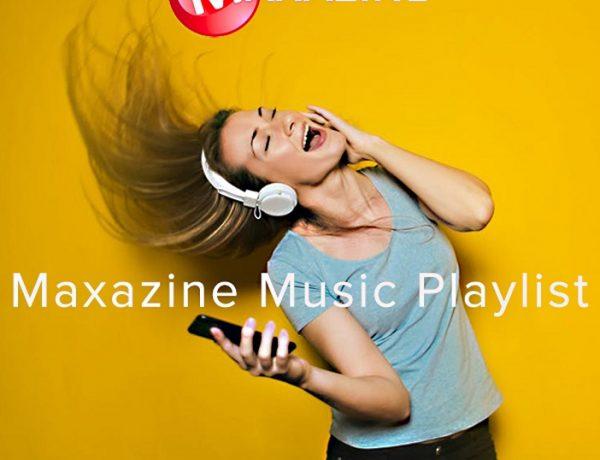 De nieuwe Spotify Maxazine Music Playlist van 21 februari 2020