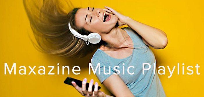 De nieuwe Spotify Maxazine Music Playlist van 3 april 2020