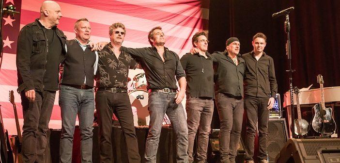 The Bruceband speelde de sterren van de hemel in De Bosuil