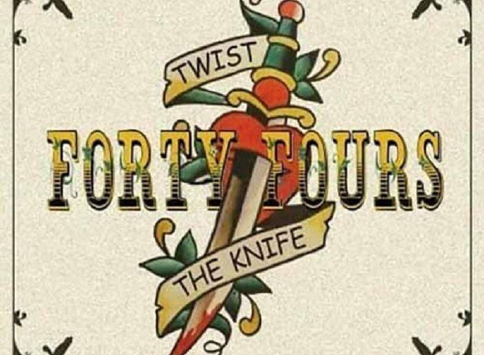 Forty Fours – Twist The Knife