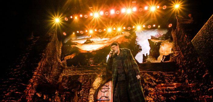 Ayreon's live extravaganza laat publiek totaal verbaasd achter