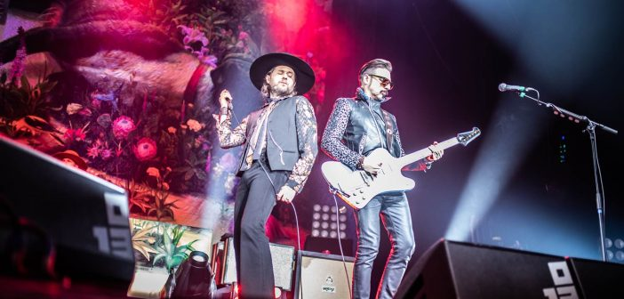 Een band zonder rem, Rival Sons