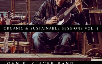 John F. Klaver Band – Organic & Sustainable Sessions vol. 1
