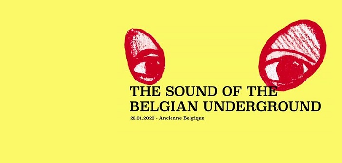 The Sound of the Belgian Underground