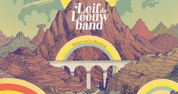 Leif de Leeuw Band - Where we're Heading