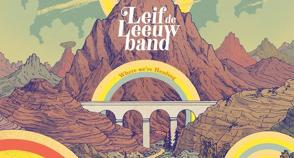 Leif de Leeuw Band - Where we're Heading