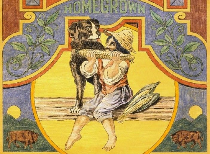 Neil Young - Homegrown'