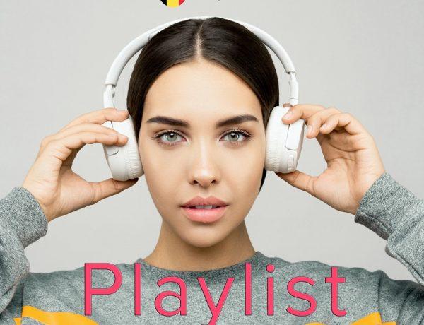 De Spotify Maxazine België Playlist van 23 oktober 2020