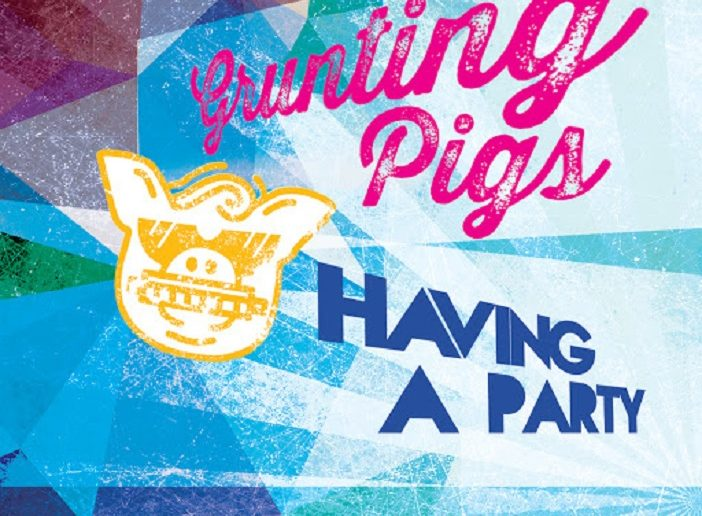 Grunting Pigs