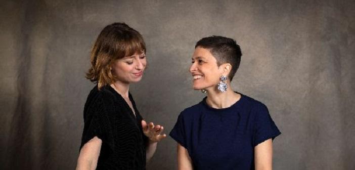 Stephanie Struijk en Eva De Roovere
