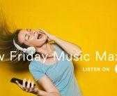 De nieuwe New Music Friday Maxazine Playlist van 16 april 2021