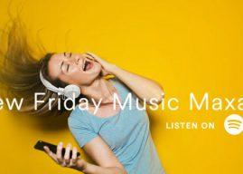 De nieuwe New Music Friday Maxazine Playlist van 30 april 2021