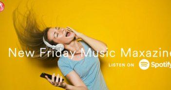 De nieuwe New Music Friday Maxazine Playlist van 30 juli 2021