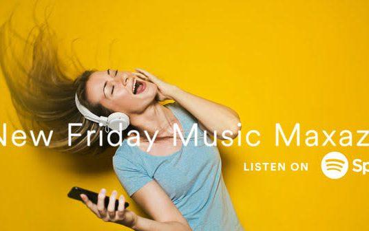 De nieuwe New Music Friday Maxazine Playlist van 7 mei 2021