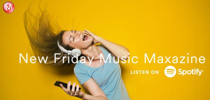 De nieuwe New Music Friday Maxazine Playlist van 15 januari 2021