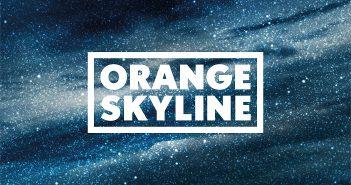 Orange Skyline