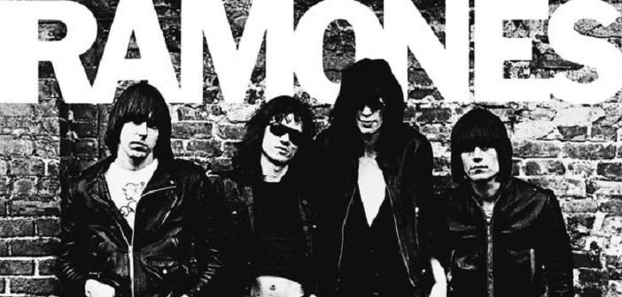 Legendary Albums ….. Ramones (The Ramones)
