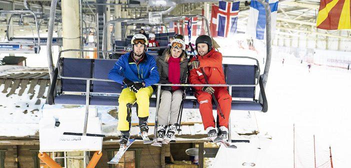 Vergeet Pinkpop; Win een arrangement bij Snowworld in Landgraaf