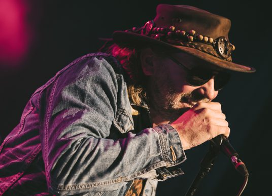 Stevie Ray Vaughan undercover eerde blueslegende in de Bosuil
