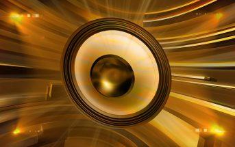 speakers geluid muziek