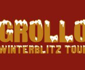 Cuby and the Blizzards tributeband Grollo tourt met WinterBlitz Tour