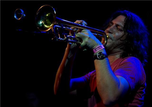Rob van de Wouw. (c) 2009 Stephen Hotsma